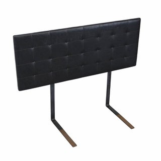 Knoll Mid-Century Tufted Headboard For Sale