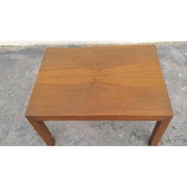 Mid Century Modern Danish Teak Coffee Table Chairish