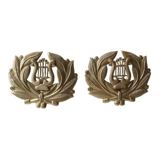Vintage Band Epaulettes - A Pair