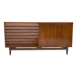 Mid-Century Dania Dresser by American of Martinsville For Sale