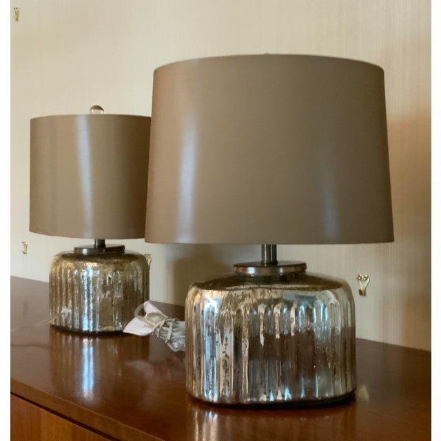 1990s 1990s Arteriors Lamps - a Pair For Sale - Image 5 of 7