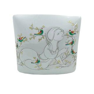 Rosenthal Love Story Vase For Sale