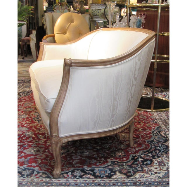 Country French Style Settee For Sale In Philadelphia - Image 6 of 13