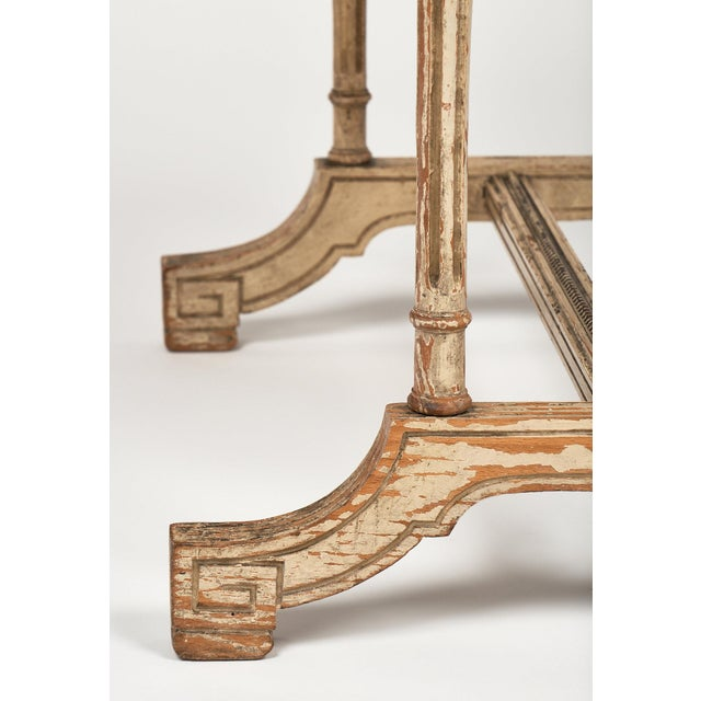 Vintage Louis XV Style Magazine Rack For Sale - Image 9 of 10