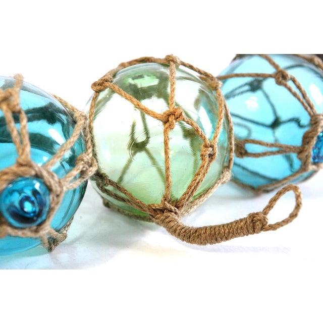 Glass Fishing Floats - Set of 4 - Image 5 of 5