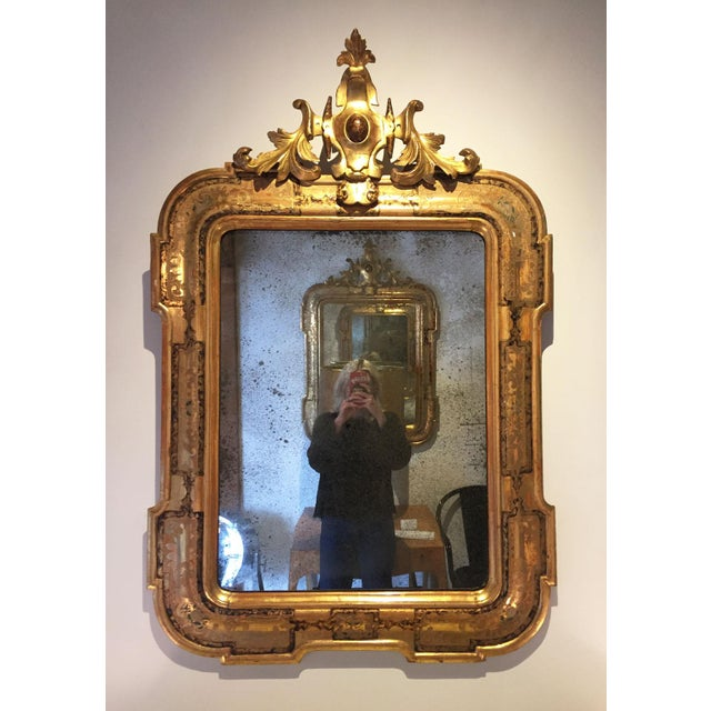 Pair of Venetian Mirrors For Sale In San Francisco - Image 6 of 10