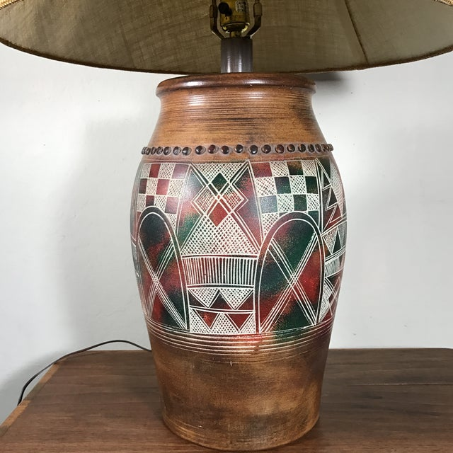 Casual Lamps of California Vintage Casual Lamps of California Table Lamp For Sale - Image 4 of 8