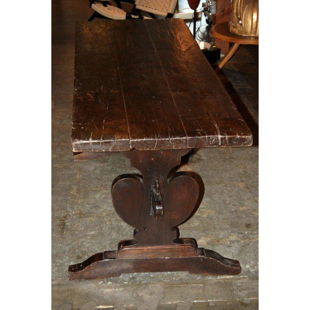 """Italian 19th C. """"Frattino"""" Table For Sale In Los Angeles - Image 6 of 7"""