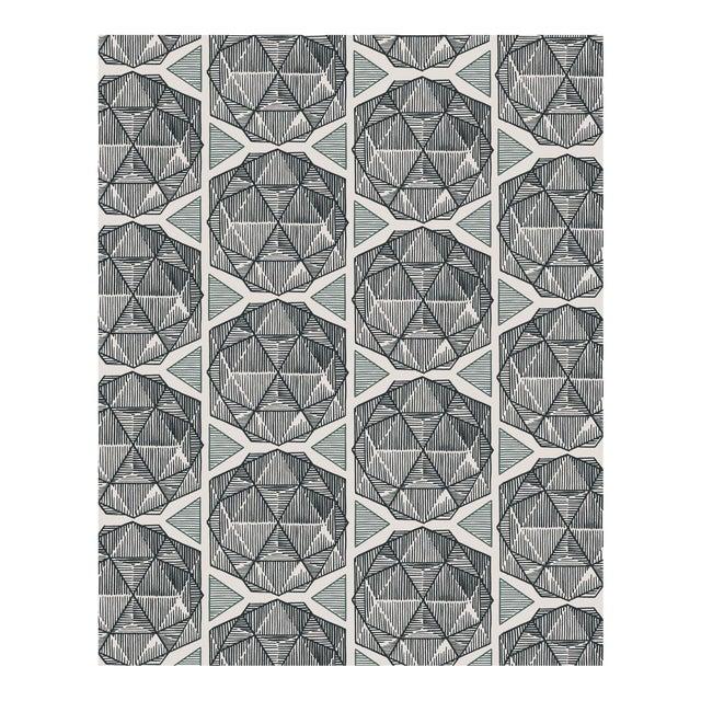 Escher Parchment Wallpaper - 1 Double Roll For Sale