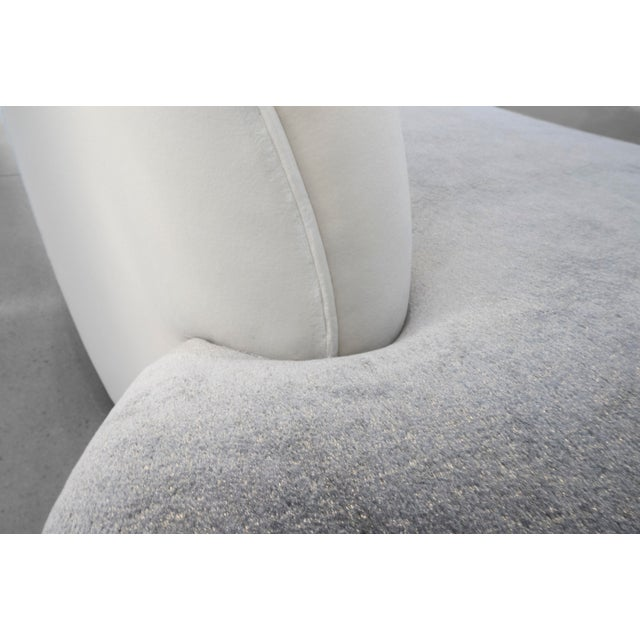"Vladimir Kagan, ""Cloud"" Sofa C. 1970 - 1979 For Sale In Los Angeles - Image 6 of 9"