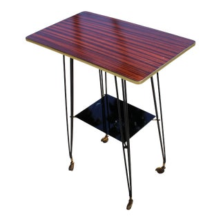 1950s Italian Cocktail Table For Sale