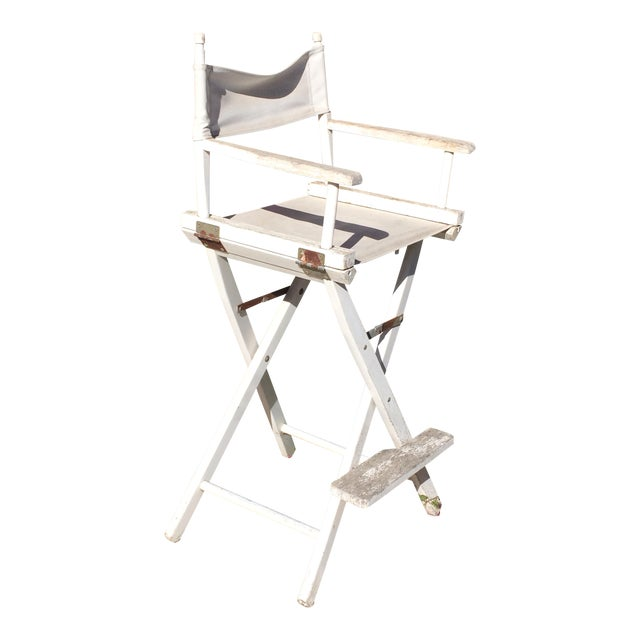 Shabby Chic Director's Chair For Sale