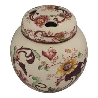 Vintage Potpourri Ginger Jar For Sale