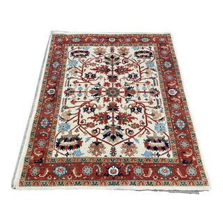 """Contemporary Hand Weaved Kazak Rug-11'8"""" X 14'5"""" For Sale"""