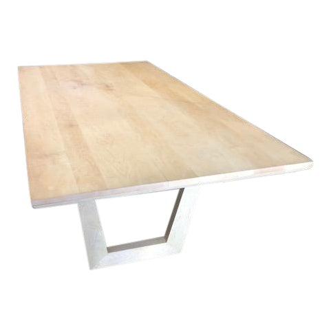 SohoConcept Malibu Oak Dining Table For Sale