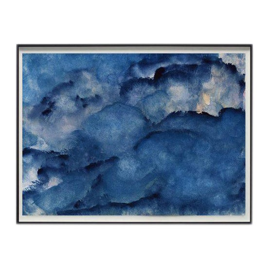 """Molly Frances """"Cumulus No. 8"""" Unframed Print For Sale"""