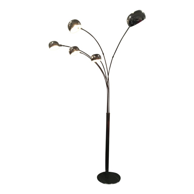 Modern Mushroom Floor Light - Image 1 of 4