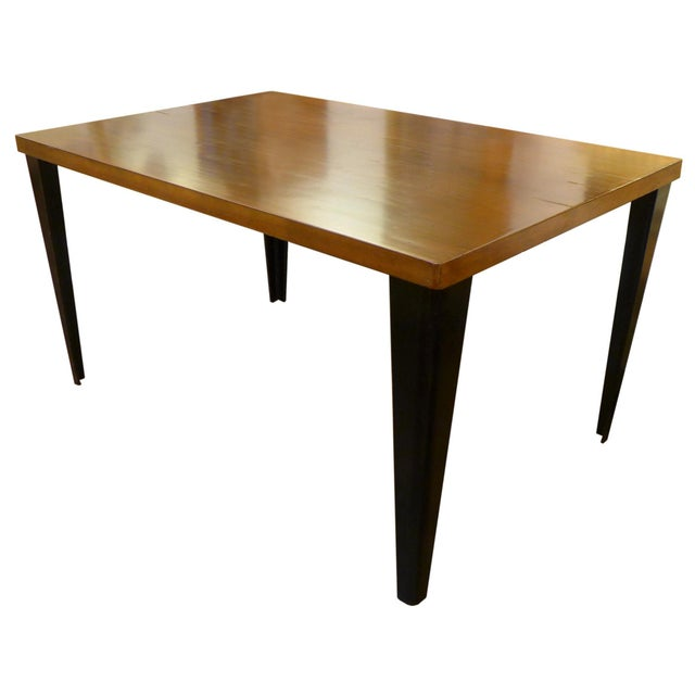 DTW-1 Table by Charles Eames for Herman Miller For Sale In Los Angeles - Image 6 of 7
