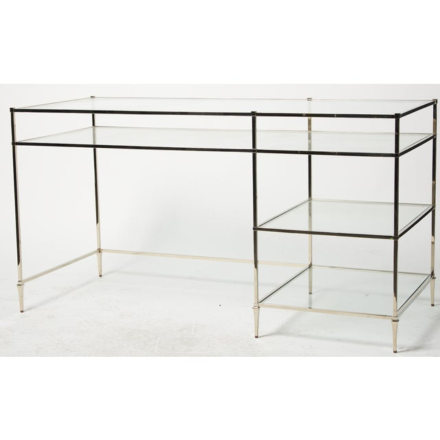 Caracole Caracole Full Transparency Desk For Sale - Image 4 of 4