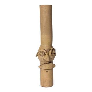 Baleno Ceramic Vase by Gabriela Valenzuela-Hirsch For Sale