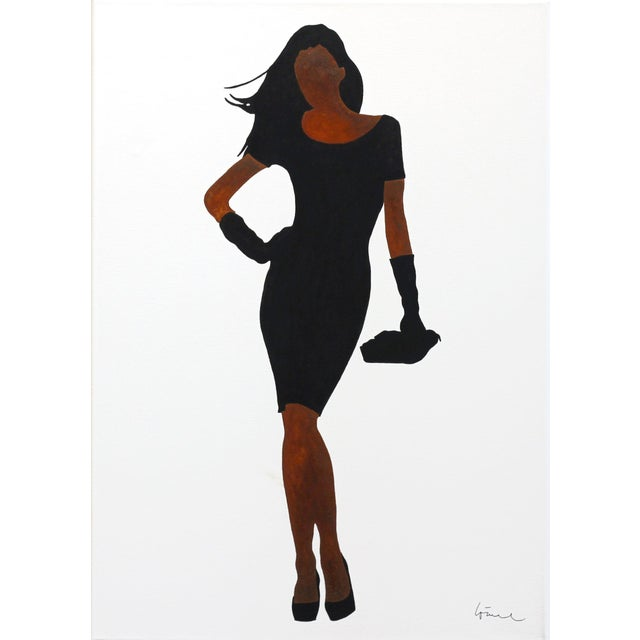"Figurative Original Artwork, ""Jacqueline"" by Gerhard Völkle For Sale - Image 9 of 9"