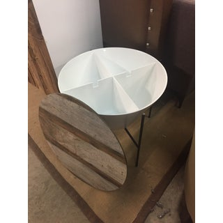 Rustic Thomas Bina Danica Table With Storage Preview