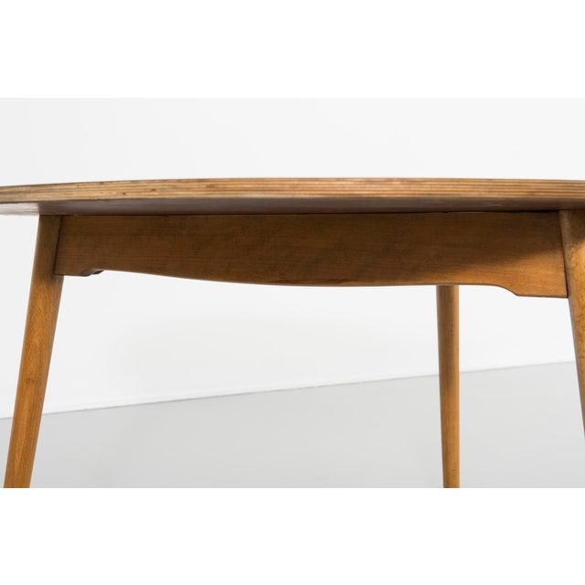 Fritz Hansen Hans Wegner for Fritz Hansen Dining Table For Sale - Image 4 of 11