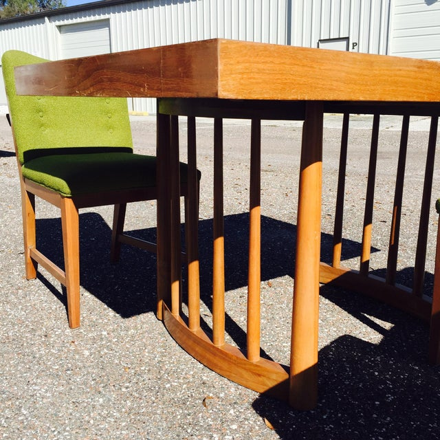 Dining Set Attributed to Paul Laszlo For Sale - Image 5 of 10