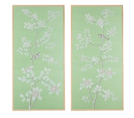 Image of Chinoiserie Paintings