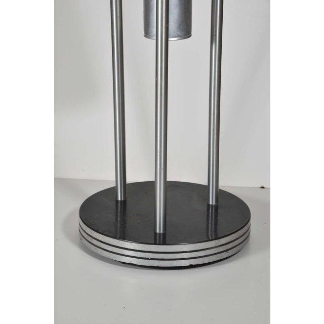 Warren McArthur machine age industrial design Smoke Stand For Sale In Dallas - Image 6 of 7