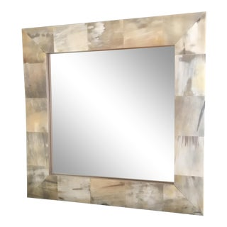 Roost Square Horn Mirror For Sale