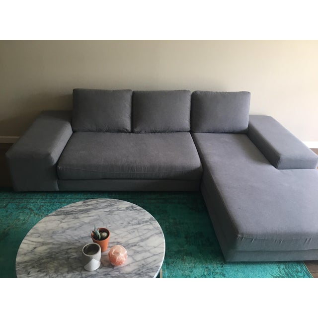Viesso Strata Sectional With Right Chaise - Image 5 of 5