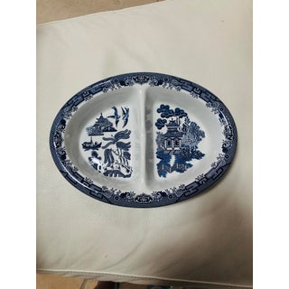 1960s Chinese Churchill Serving Dish Preview