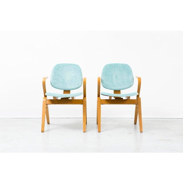 Set of Joe Atkinson Chairs - Image 2 of 11