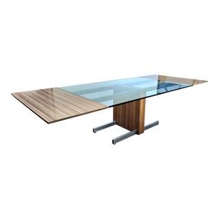 Vladimir Kagan Extension Dining Table For Sale