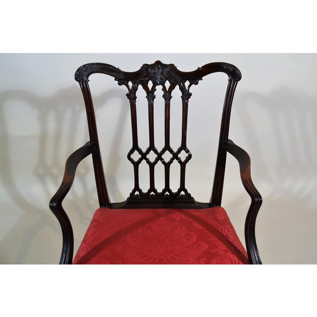 Beautiful period chair.