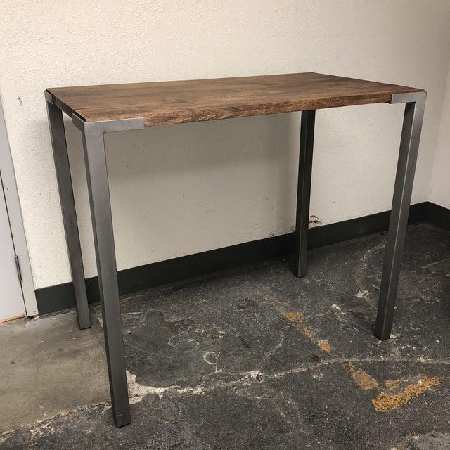 CB Stilt High Top Table Chairish - Cb2 high top table
