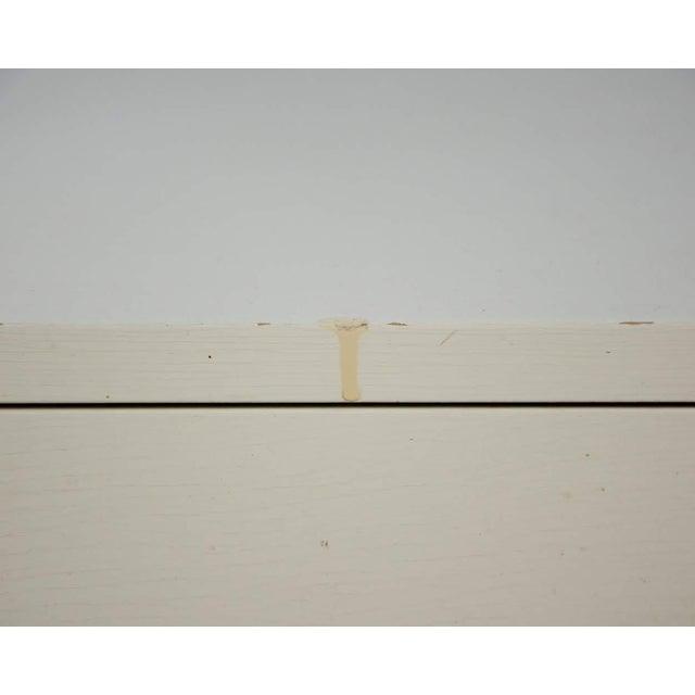Karl Springer Albino Python Glass Top Side Table For Sale - Image 12 of 13