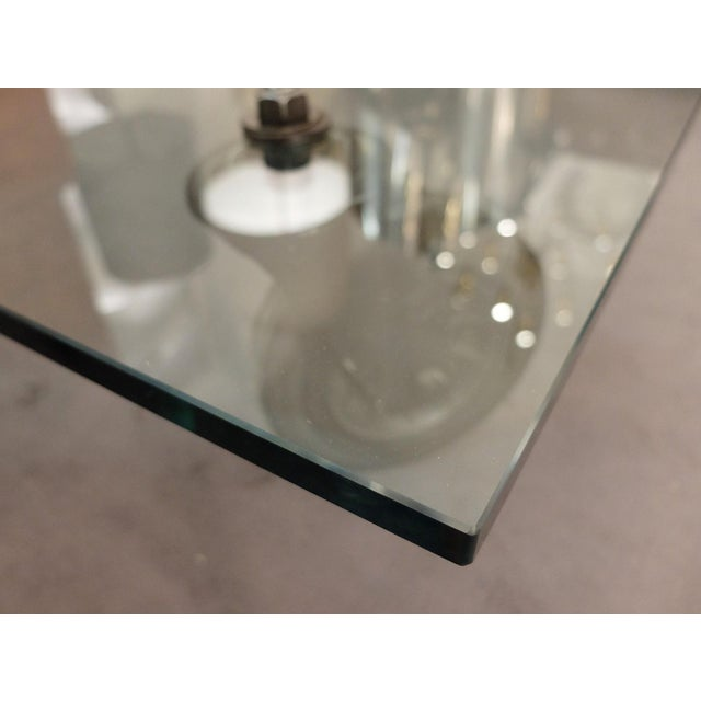 1980s Coffee Table by Gae Aulenti for Fontana Arte, 1980s For Sale - Image 5 of 8