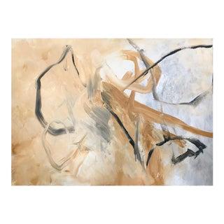 "Maddie Gerig Shelly ""Gesture No. 3"" Original Painting For Sale"