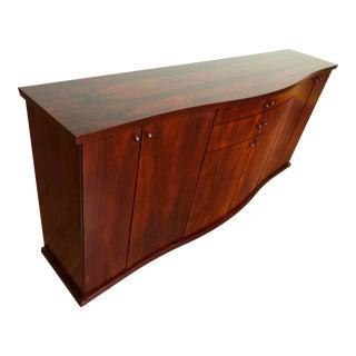 Skovby Sm 506 Rosewood Sideboard - Made in Denmark For Sale