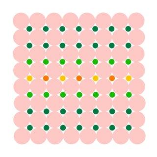Jessica Poundstone Dot Structure 3 Print