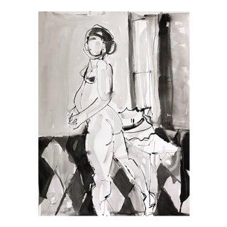 Figure Study II by Anne Darby Parker