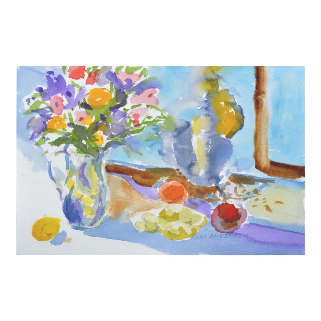 Summer Table #2 Painting - Image 1 of 3