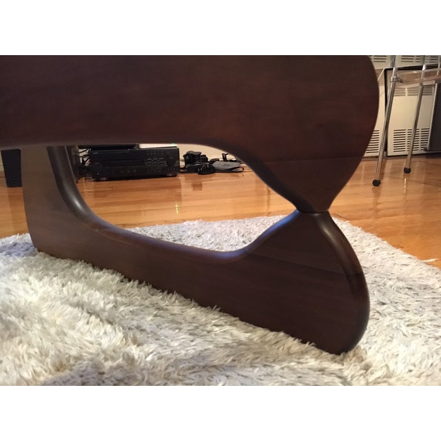 Mid-Century Modern Noguchi Coffee Table - Image 6 of 8