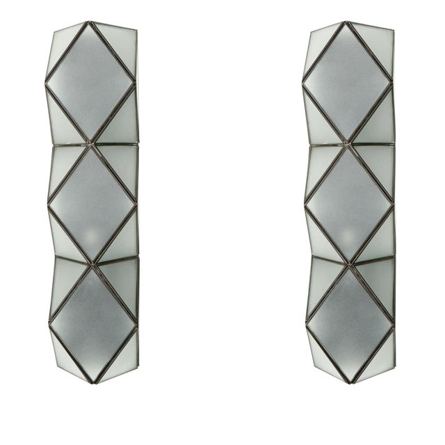 Modern Mid-Century Style Sconces - Image 1 of 6