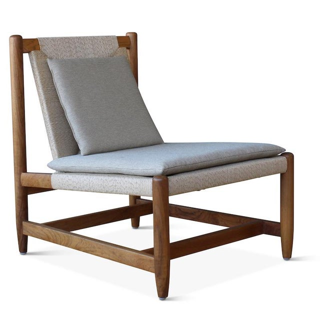 Mid-Century Modern Outdoor Loma Chair For Sale - Image 3 of 7