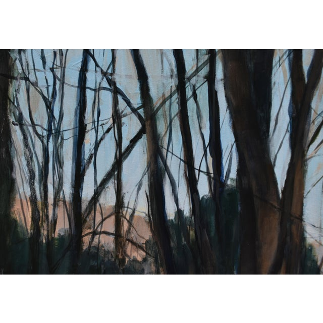 """Paint Stephen Remick """"Spring Fields"""" Contemporary Painting For Sale - Image 7 of 11"""