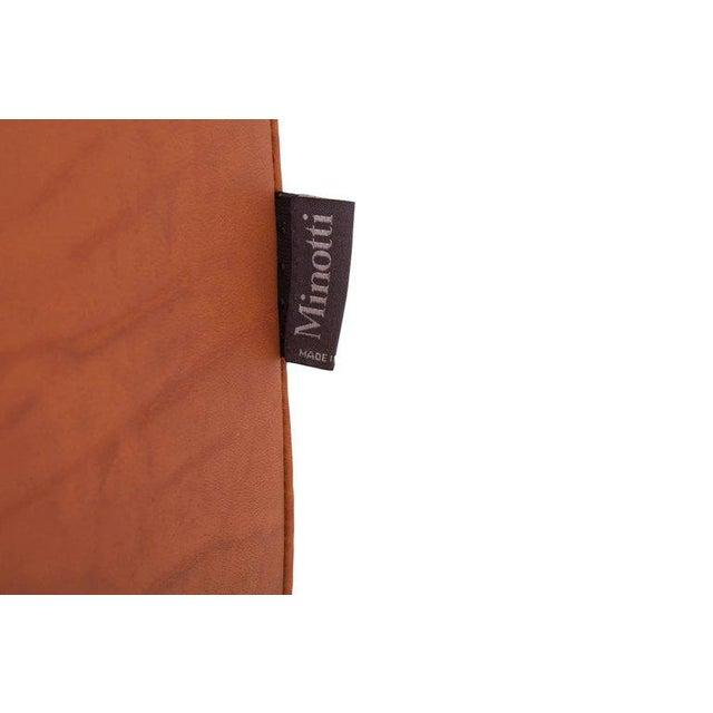 "Minotti ""Suitcace"" Armchair, Rodolfo Dordoni, 1990s For Sale - Image 12 of 13"