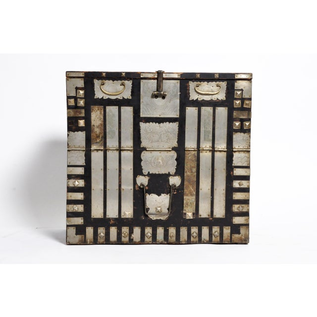Late 19th Century Korean Wedding Chest For Sale - Image 13 of 13